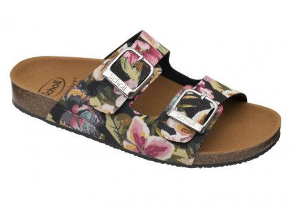 Scholl GREENY MALAREN  - dámské pantofle (Velikost 36)