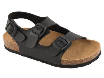 Scholl AIR BAG B/S KID - dětské zdravotní sandále (Velikost 28)