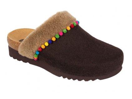 Scholl LIBBY dámská domácí obuv (Velikost 38)