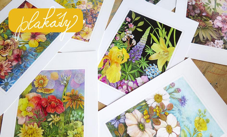kvetinové-plakáty-obrázky-tisky