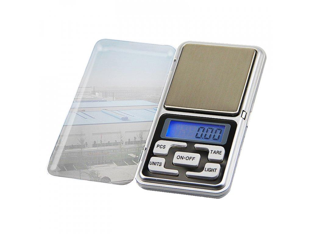 Digitální váha do 200g - přesnost na 0,01g