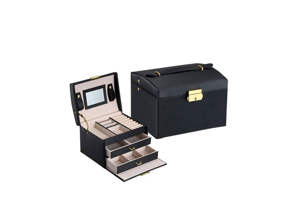 Three Layers 2020 Classical High Quality Leather Jewelry Box Jewelry Exquisite Makeup Case Jewelry Organizer Fashion.jpg 640x640