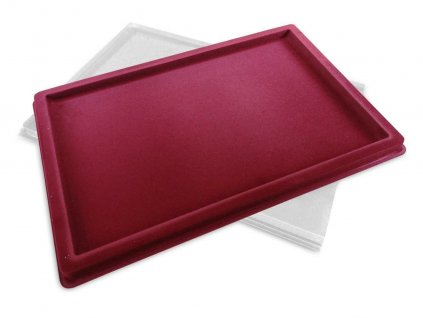 Coin Medal Tray Cover SCHULZ Red Collection Displayasdwegerg