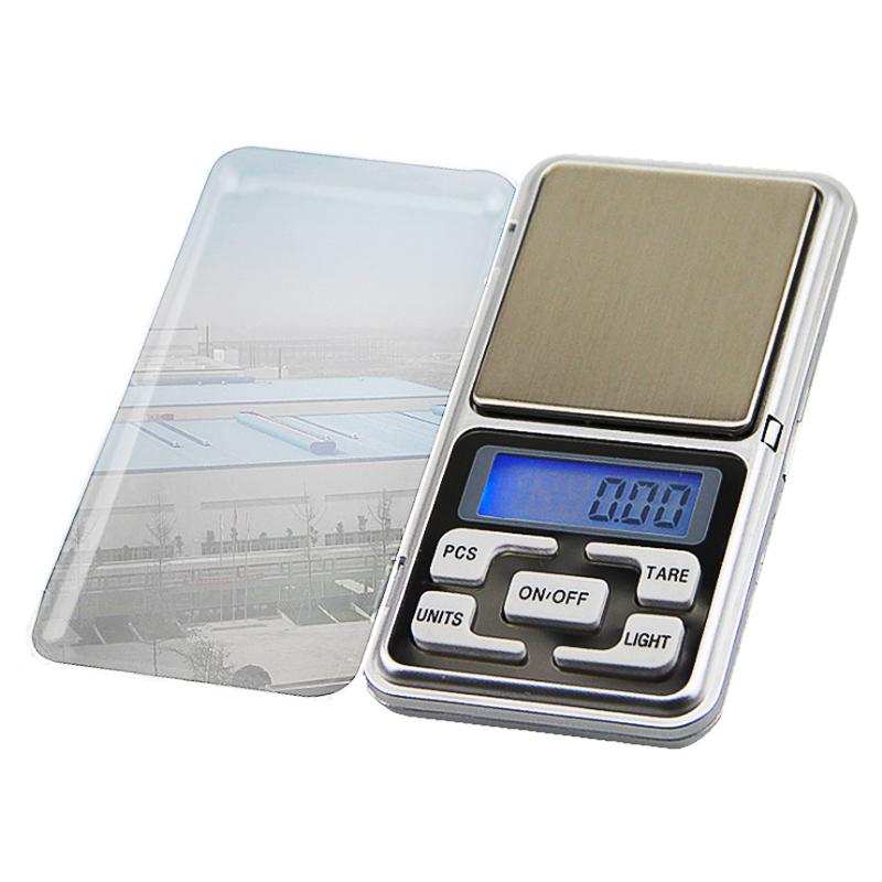 Digitální váha do 500g - přesnost na 0,01g