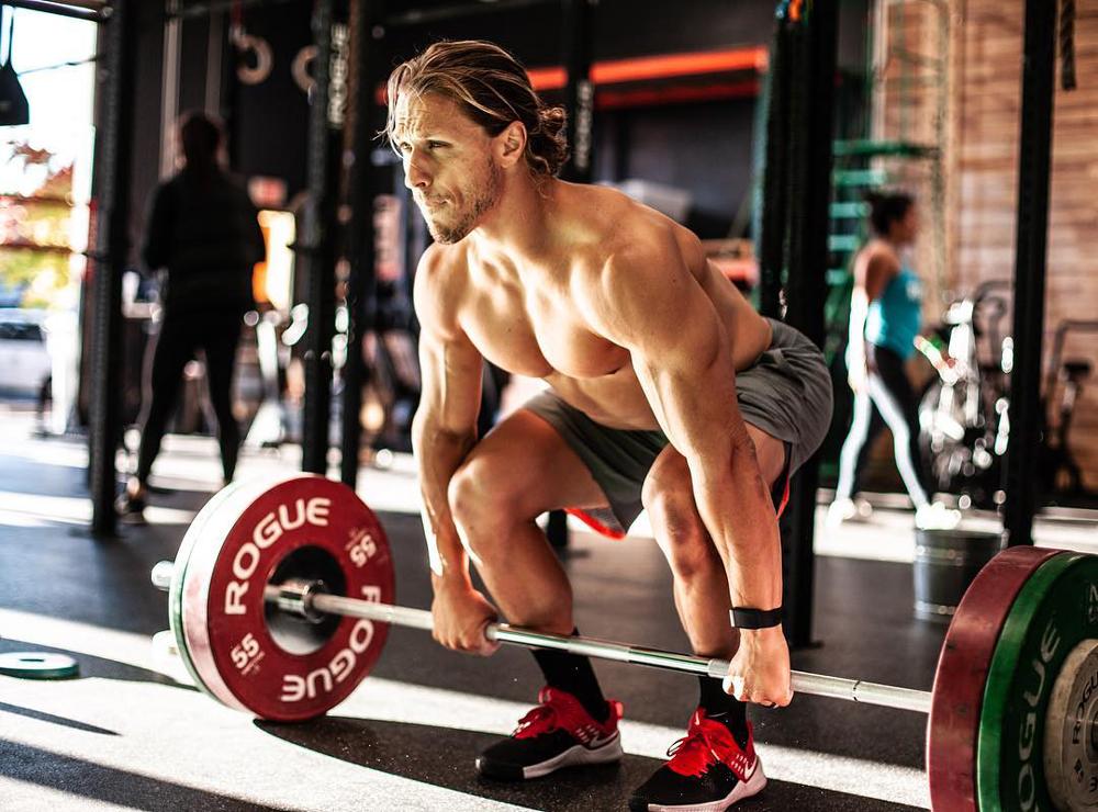 Metodika funkčního tréninku byla poprvé byla použita funkčním fitness sportovcem Marcusem Fillym.