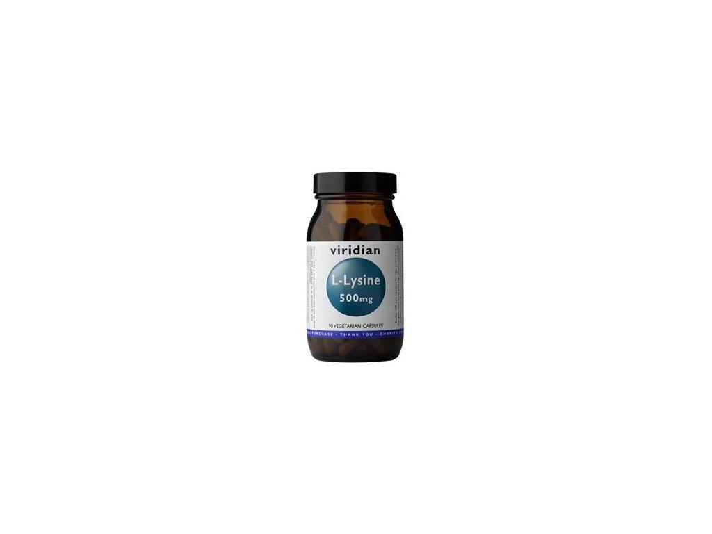 L-Lysine 90 kapslí