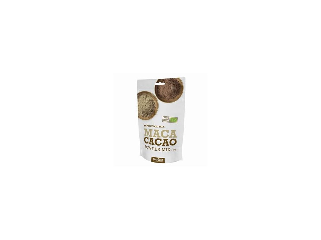 Maca Cacao Lucuma Powder BIO 200g