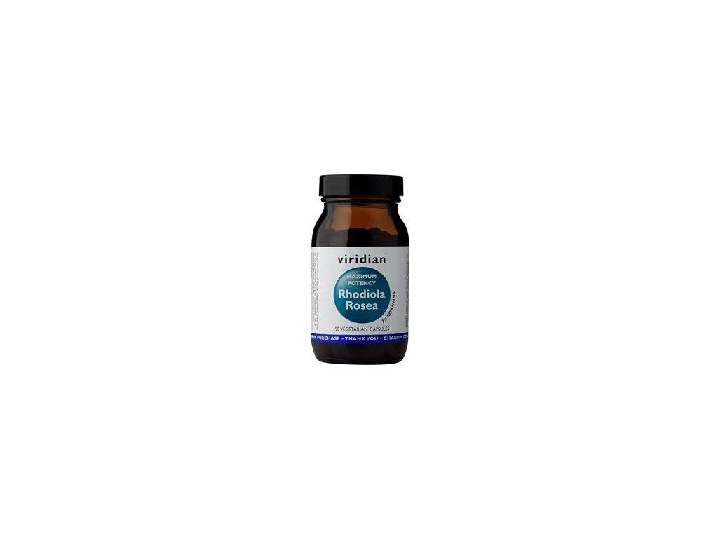 Rhodiola Rosea Maximum potency 90 kapslí