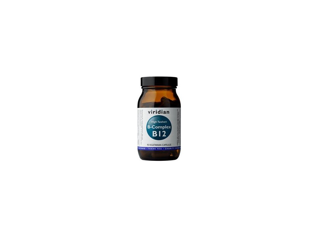 B-Complex B12 High Twelwe® 90kapslí