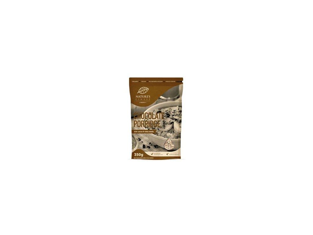 Chocolate Porridge Bio 350g