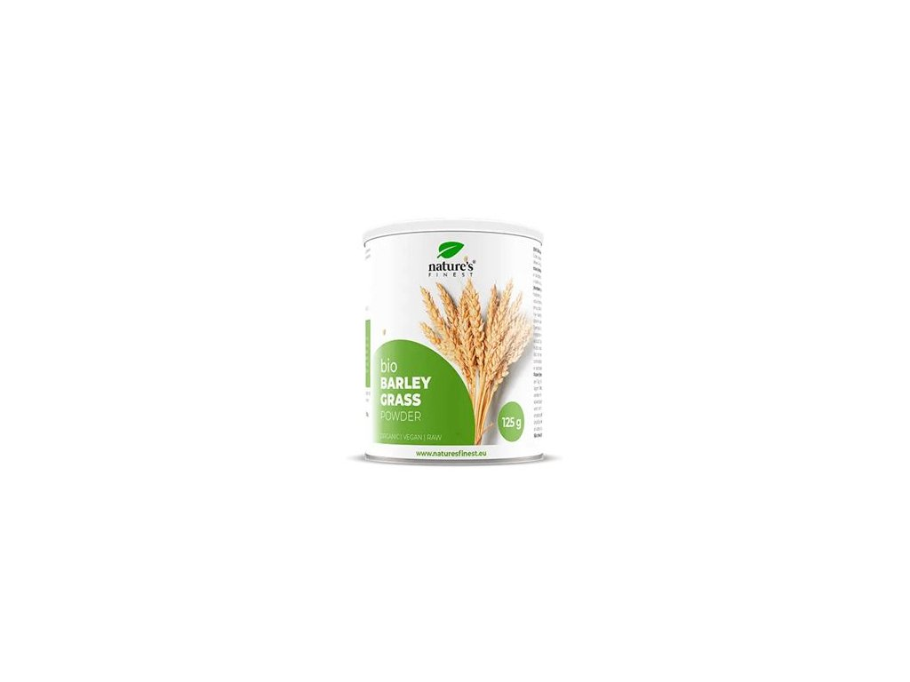 Barley Grass Powder (New Zealand) 125g Bio