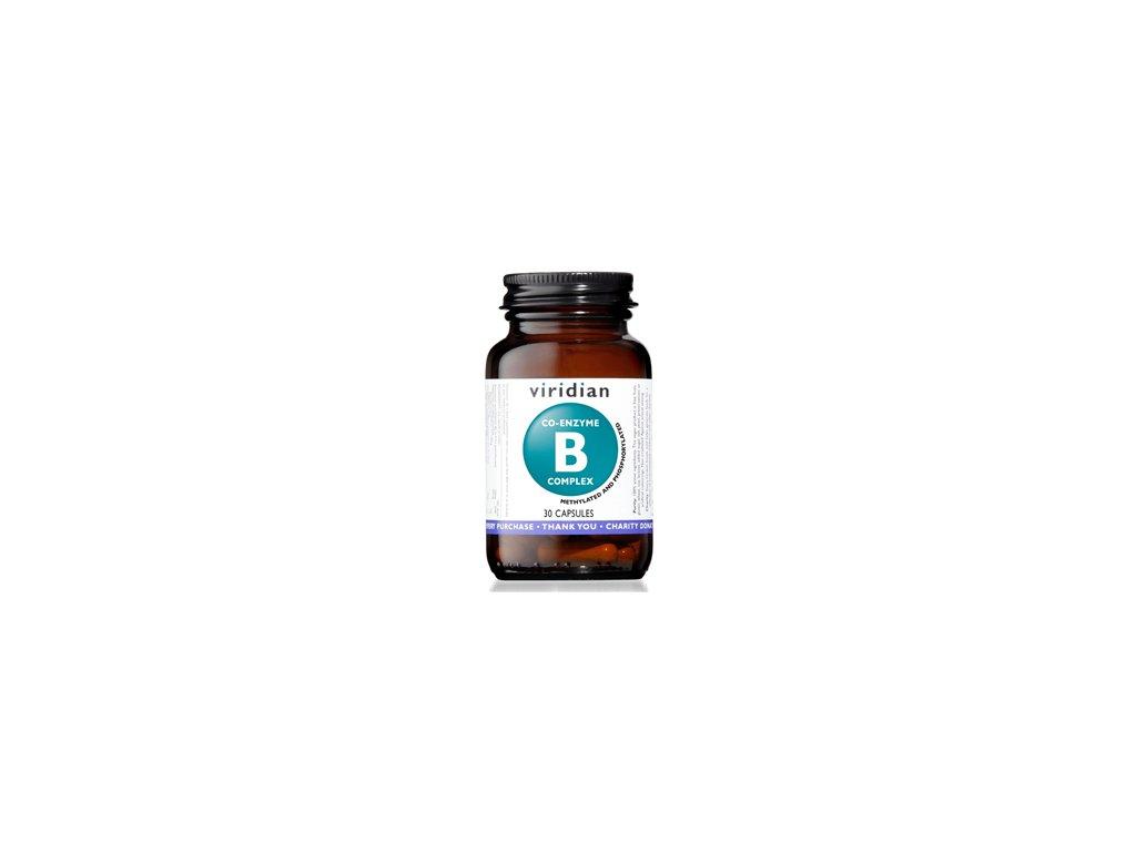 Co-enzyme B Complex 30kapslí