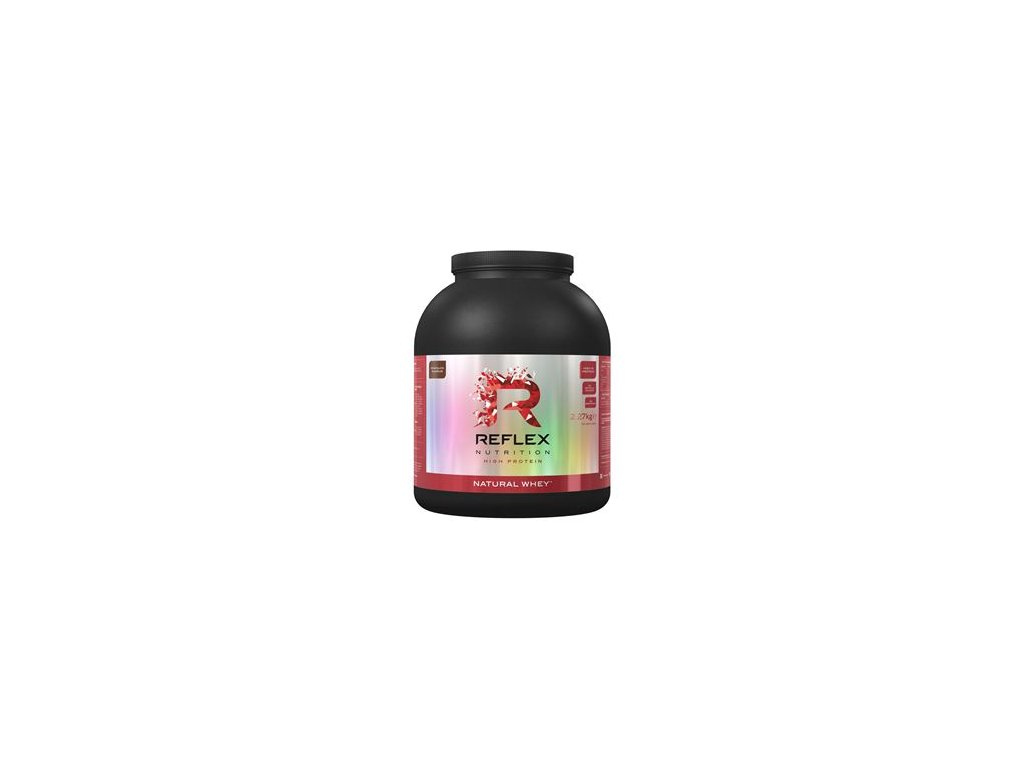 Natural Whey 2,27kg vanilka