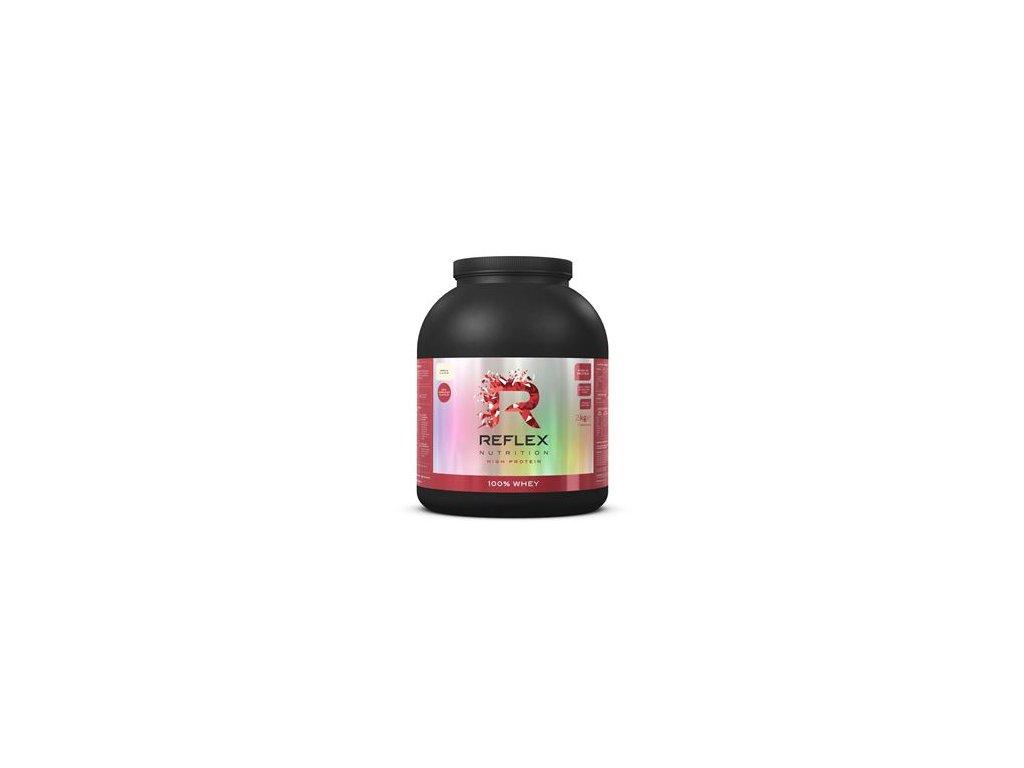 100% Whey Protein 2kg vanilka + Pre Workout 300g