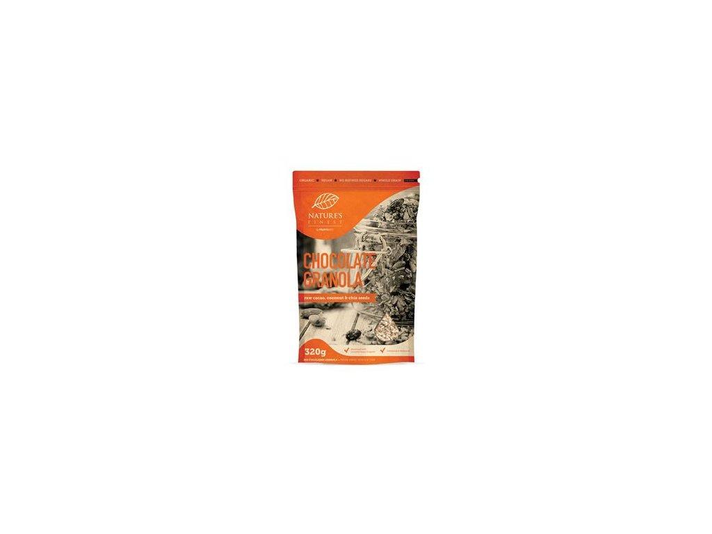Chocolate Granola Bio 320g