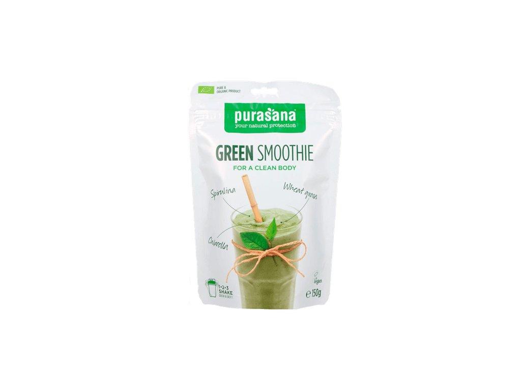 Smoothie Green BIO 150g