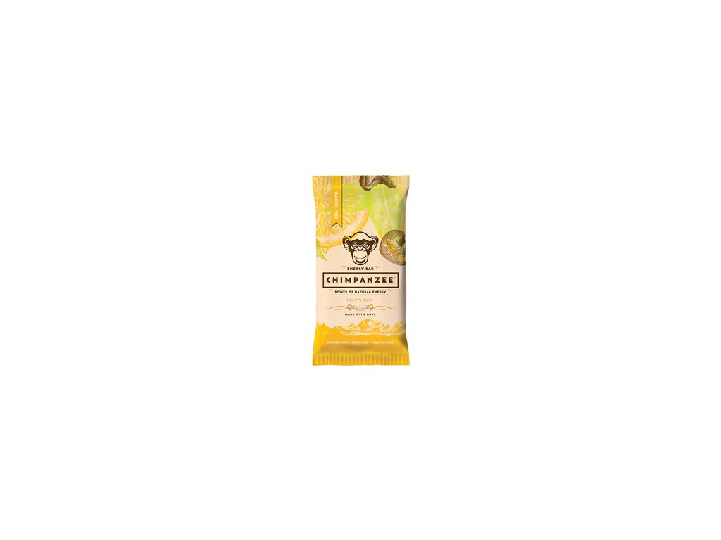 Energy Bar 55g lemon