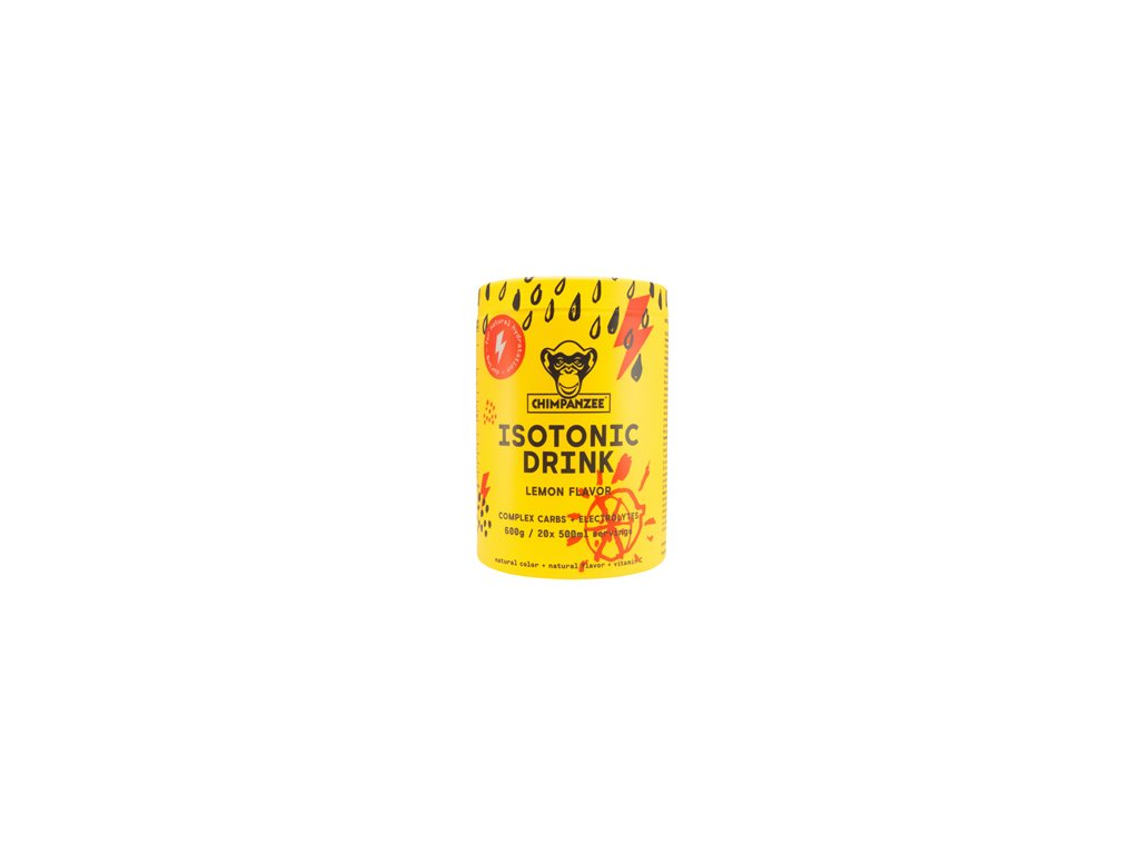Isotonic Drink 600g lemon