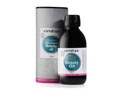 Beauty Oil 200ml Organic