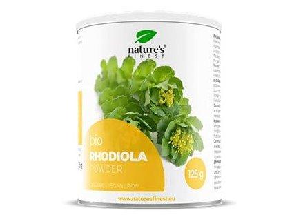 Rhodiola Rosea 125g Bio