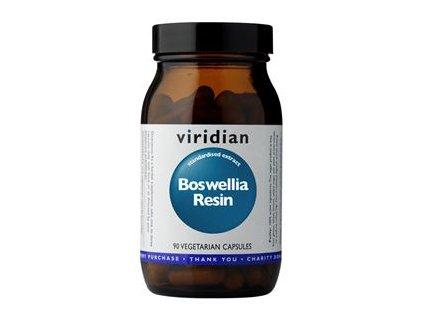 Boswellia Resin 90 kapslí