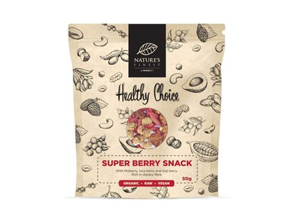 Super Berry Snack Bio 50g (Směs superplodů)