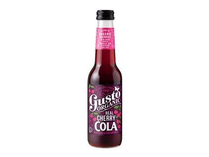 Gusto Organic Cherry Cola 275ml