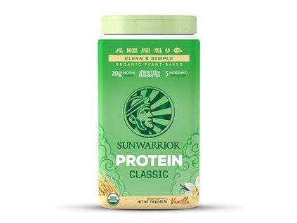 Protein Classic BIO 750g vanilka