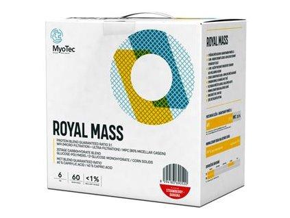 Royal Mass 6kg jahoda-banán