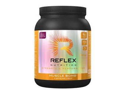 Muscle Bomb Caffeine Free 600g cherry