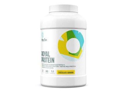 Royal Protein 2kg čokoláda-banán + iBCAA 300g ZDARMA