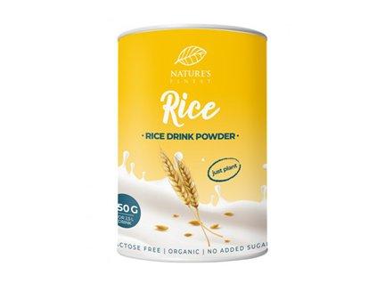 Rice Drink Powder Bio 250g  (Veganská alternativa mléka / Rýžový prášek k přípravě BIO nápoje)