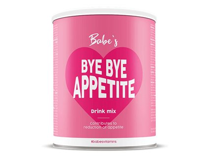 Bye Bye Appetite 150g (Normální chuť k jídlu)