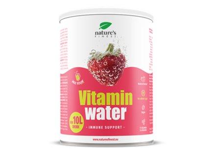 Vitamin Water Immune Support 200g jahoda (Vitamínový nápoj)