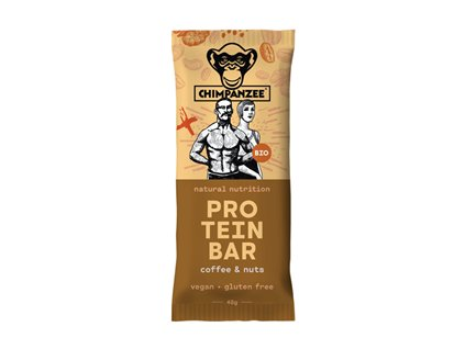 Protein Bar BIO 40g coffee and nuts