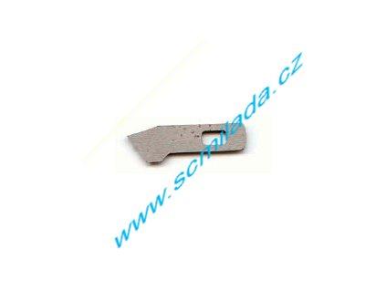 Nůž dolní pro 5-nitný overlock SINGER