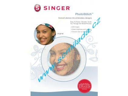 Softwarový program PhotoStitch pro šicí stroj FUTURA XL 400, 550