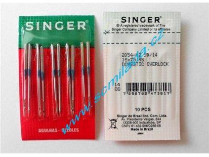 Jehly Singer na overlock 2053/90