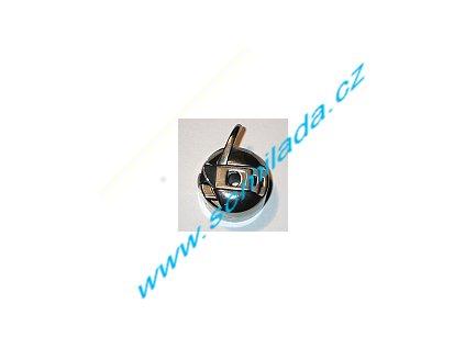 Cívkové pouzdro kovové na šicí stroje Singer
