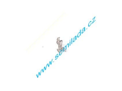 Knoflíková patka pro šicí stroj SINGER