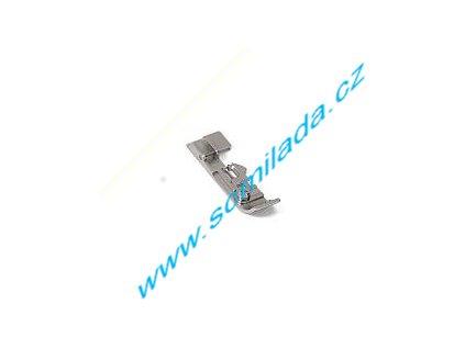 Patka na všívání pásky pro 5-nitný overlock SINGER