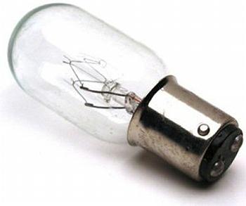 Žárovka s bajonetem