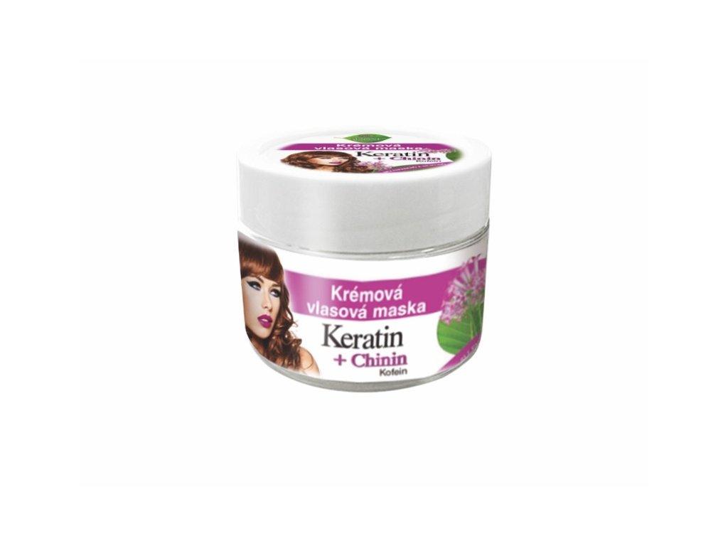 kremova vlasova maska keratin chinin 260 ml 946