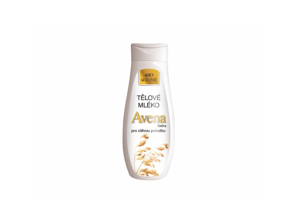 telove mleko pro citlivou pokozku avena sativa 300 ml 1162