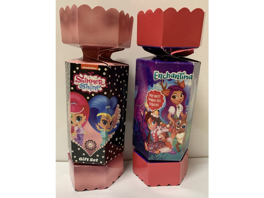 Bonbon sprchový gel a šampon pro děti 2v1