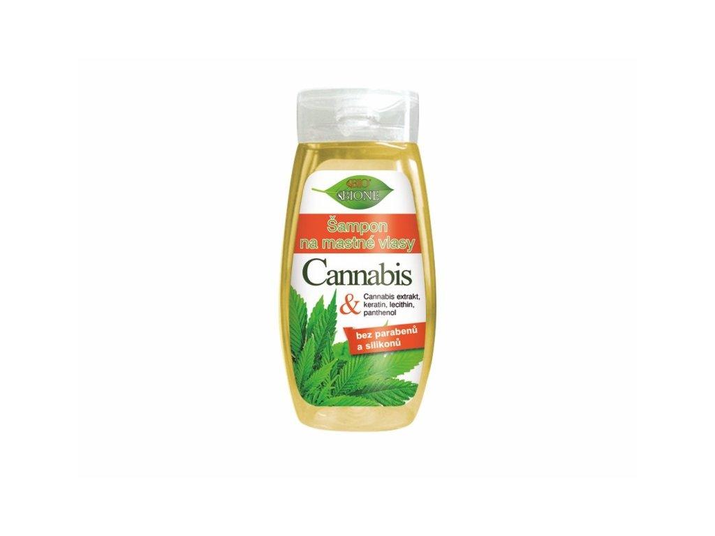 sampon na mastne vlasy cannabis 260 ml 819
