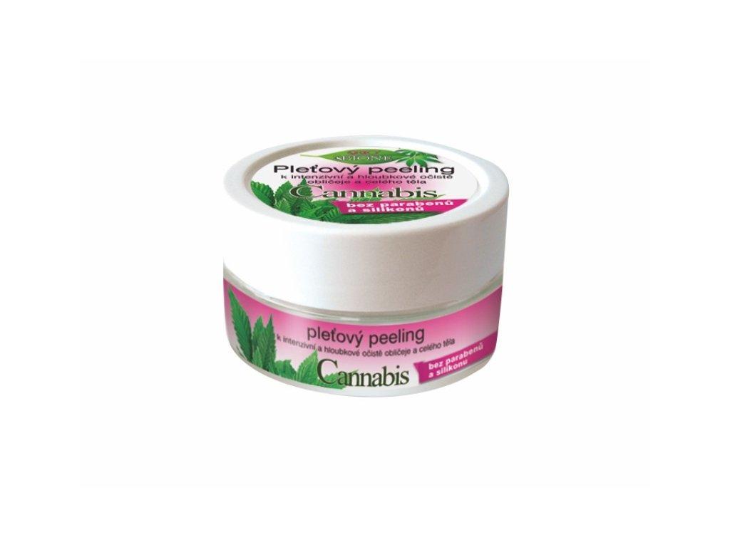 pletovy peeling cannabis 200 g 791