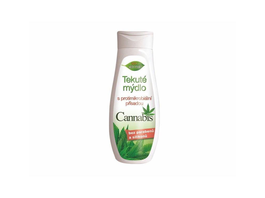 tekute mydlo s protimikrobialni prisadou cannabis 300 ml 1226
