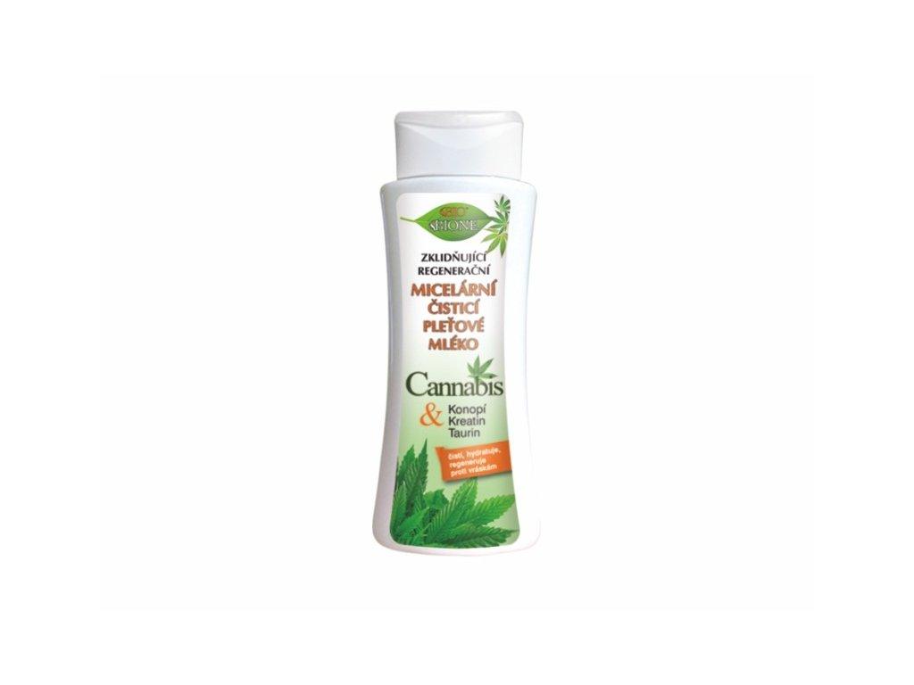 micelarni cistici pletove mleko cannabis 255 ml 803