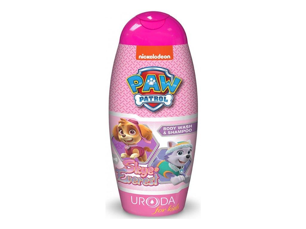 bi es sprchovy gel 2v1 paw patrol girl 250 ml original